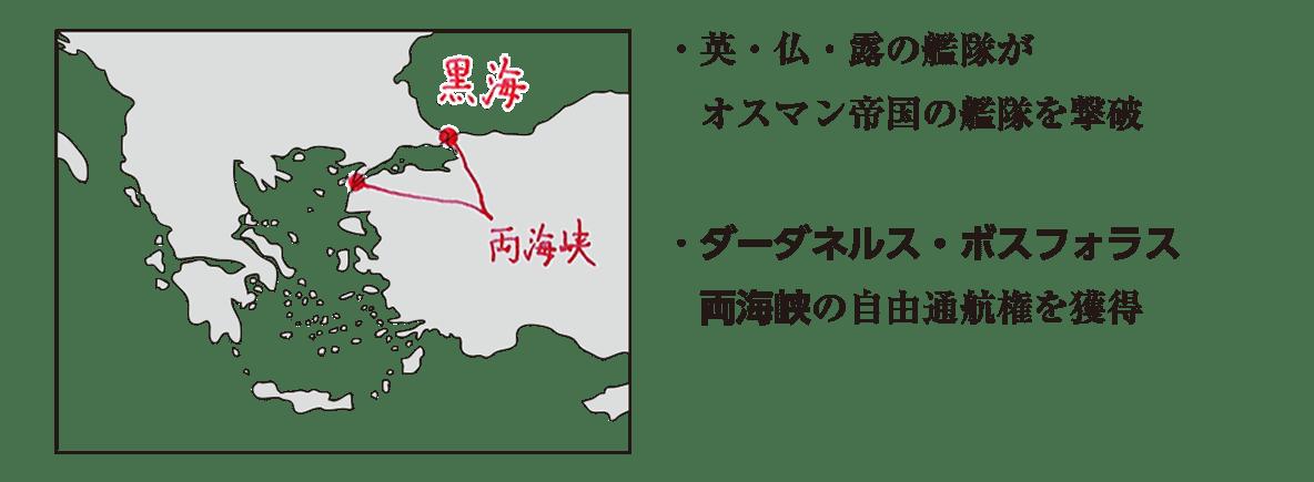 image02の続き4行+地図/英・仏・露~自由通行権を獲得