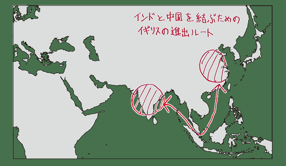 ポイント「2」の地図のみ/書き込みアリ