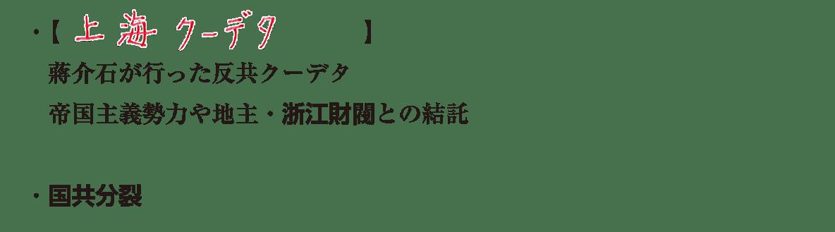 03続き4行/上海~国共分裂