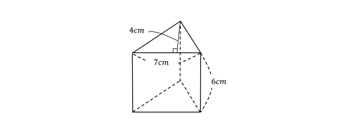 テスト記事 中1 数学6 問題1