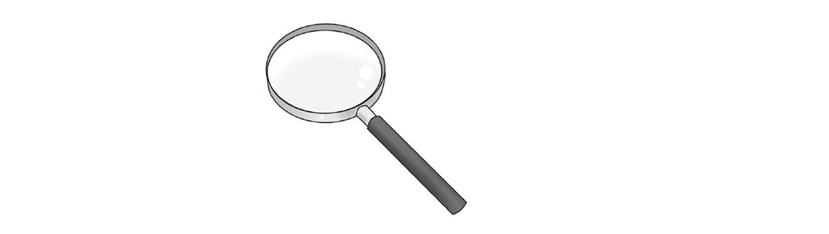 テスト記事 中1 理科4 虫眼鏡