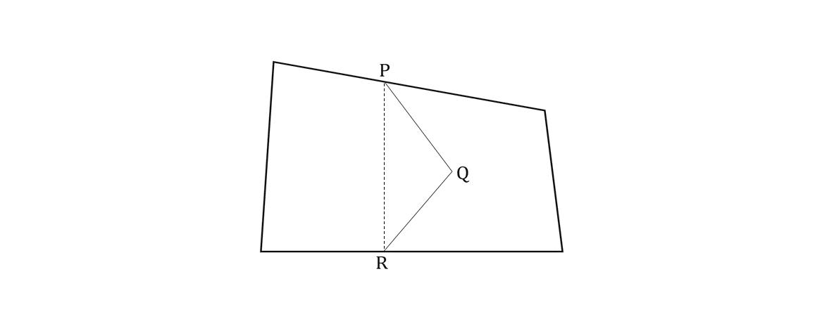 テスト記事 中2 数学5 問題2 補助線プラス