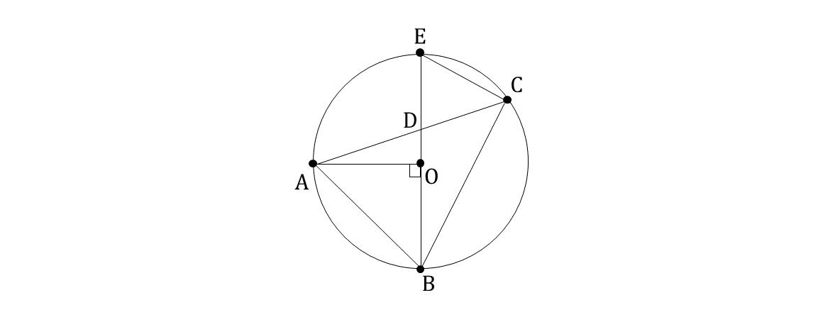 テスト記事 中3 数学3 問題2
