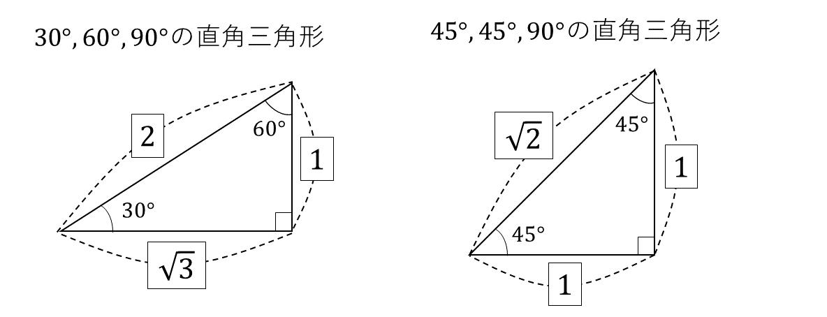 テスト記事 中3 数学4 三平方の定理2